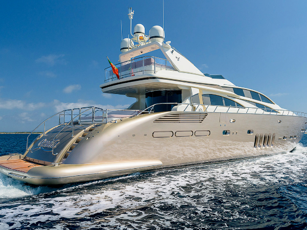Luxus Yachten
