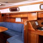 Bavaria 37 Lars Navigation