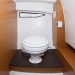 Cap Camarat 7.5 WA Toilet