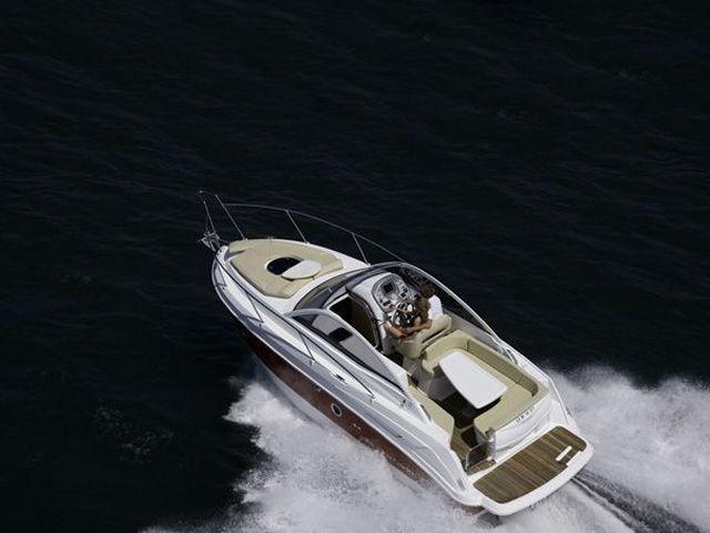 Monte Carlo 27 Bluemarine Yacht Charter Ibiza