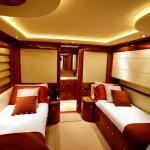 Ferretti 112 Double Cabin