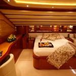 Ferretti 112 Master Cabin
