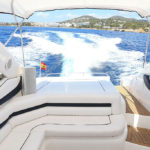 Sunseeker Superhawk 48 Black Fox Heck