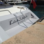 Sunseeker Thunderhawk 43 Fantasy of London
