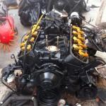 Sunseeker Thunderhawk 43 Refit: Motor