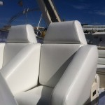 Sunseeker Thunderhawk 43 Refit: Seats