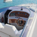 Sunseeker Thunderhawk 43 Cockpit