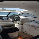 Sunseeker Portofino 53 Cockpit