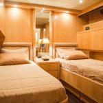 Mangusta 80 Cabin
