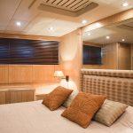 Mangusta 80 Master Cabin