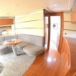Pershing 62 Salon
