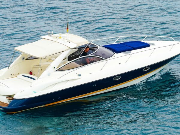 Sunseeker Superhawk 34 1