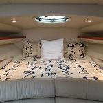 Sunseeker Superhawk 34 Bedroom