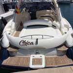 Sunseeker Superhawk 34 Dock 2