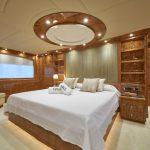 Astondoa 102 GLX Bedroom
