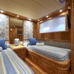 Astondoa 102 GLX Crew Bedroom
