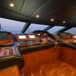Astondoa 102 GLX Cockpit