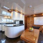 Astondoa 102 GLX Salon/Kitchen