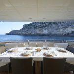 Astondoa 102 GLX Dining Table