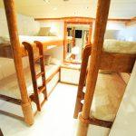 Mangusta 108 Belisa Crew Bedroom