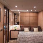 Mangusta 80 Avatar Bedroom