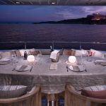 Sunseeker 27 Dining Table
