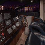 Sunseeker 27 Cockpit